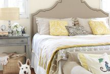 Master Bedroom / by Lacey Moate