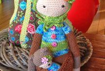 Crochet - Amigurumi / by Anke Lindenhols-Kroon