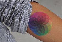 Tattoos / by Kat Williams