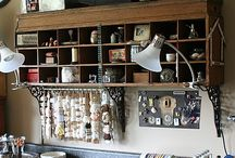 1 Hobby Room / by Teri S