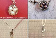 Jewelry Projects / by Lisa-Marie Groenewald