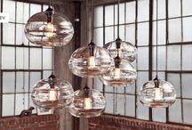 Pendants & Semi Flushmounts / by Ore Studios