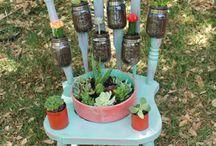 gardening ideas / by Debbie Walterhouse