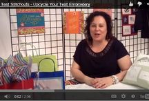 Video Tutorials / Fun and easy embroidery projects using embroideryonline.com designs! / by Embroidery Online