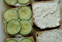 sandwiches / by Janet Boyes