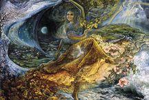 Fantasy Artwork / by Cyndi Flynn