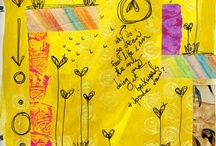 Journal Art & Ideas / by Linda Marcial