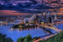 Pittsburgh / Places/things that I love in/about the city  / by Lisa Marie