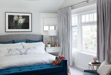 Master Bedroom Ideas / by Tracy T