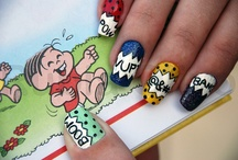 Nail Art / by Stacie Grimm