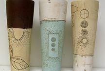 cool ceramics / by Lori Siebert