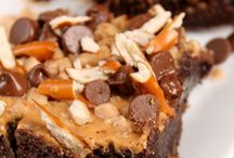 Brownies / Gooey goodness  / by Mary LeSueur