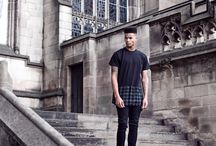 THE RAGGED PRIEST / The latest drop of The Ragged Priest collection has landed this week, so we've styled up some key pieces from the cult UK brand.  Featuring unique and considered styles, The Ragged Priest T-shirts combine mixed textures and prints in a subtle colour palette with check details. The longer lengths don't feel as tricky to wear in the more muted grey and black tones so will be ideal to layer up under a sweatshirt or hoodie too.  / by Footasylum