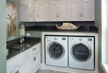 Laundry room / by Sarah Montemayor