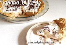 Pie Recipes / Pie Recipes  / by Lauren Happel (MidgetMomma)