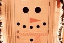 Door Decorations / by Nancy DeJesus