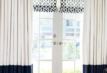 Curtains / by Rebecca Pulsipher