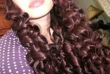 hair styles / by Katrina Allen