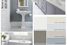 Bathroom / by Kristen