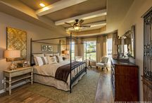 Master Bedroom / by Tricia Shaw