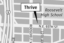 Thrive in the News / A compilation of articles mentioning Thrive in the news, in blogs, and around the web. / by Thrive