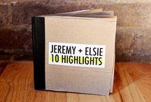 albums, mini books / by Marlyn Ramirez