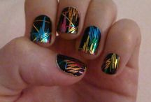 Nails! / by Tlyncia Wilson