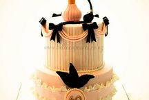 cakes I ♥ / by Milena de Jong