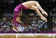 Gymnastics / by Skyler Swanson