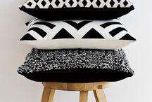 Pillows coussins...cushion... / by anyvonne Bretagne