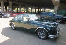 Jaguar MK2 at the David Manners Group / Jaguar MK2 at the David Manners Group http://www.jagspares.co.uk/Manners/company.asp / by David Manners Group