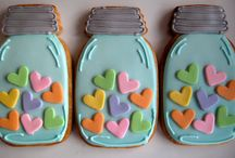 Decorated Cookies / by kitchenography