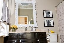 Bathroom makeover / by Jenny Campbell