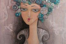 Buttons / by Cathy Bizri