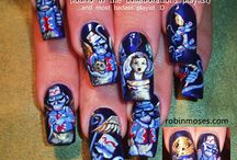 Nails / by Sharon Provost