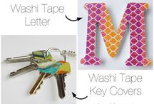 Washi Tape / by Maya k
