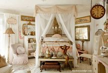BEDROOM IDEAS / by Lucy @ Patina Paradise