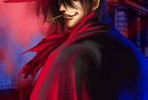 Alucard/Vampires / by DeMareio Williams