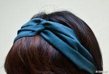 scarfs / by Mary Poblocki-Allen