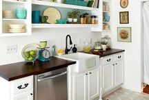 For the Home: Kitchen / by Olivia Artall