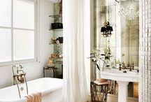 { bath } / by Brandy Ketterer