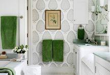 Interiors / by Jill Minshall Wilson