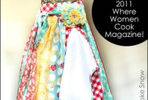 Things to Sew / by Angie Lee {Seven Clown Circus}
