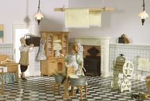 Dolls' House Kitchens / by Dolls House Emporium