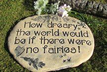 Fairies...... / by Diana Watkins