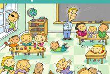 1st Grade Organization & Management / by April Heilbrun