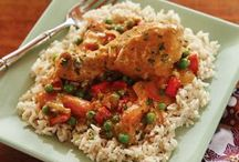 Slow Cooker Meals / Slow Cooker Meals are the way to go.  Try these #rich & #savory slow cooker #recipes! / by Crisco Recipes