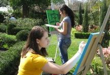 School gardens / by Oshvegas