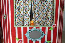 school  - imaginative play / by Kathryn Reid