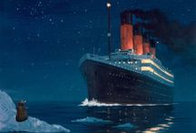 Tragedy of the Titanic / by Rossann Davis